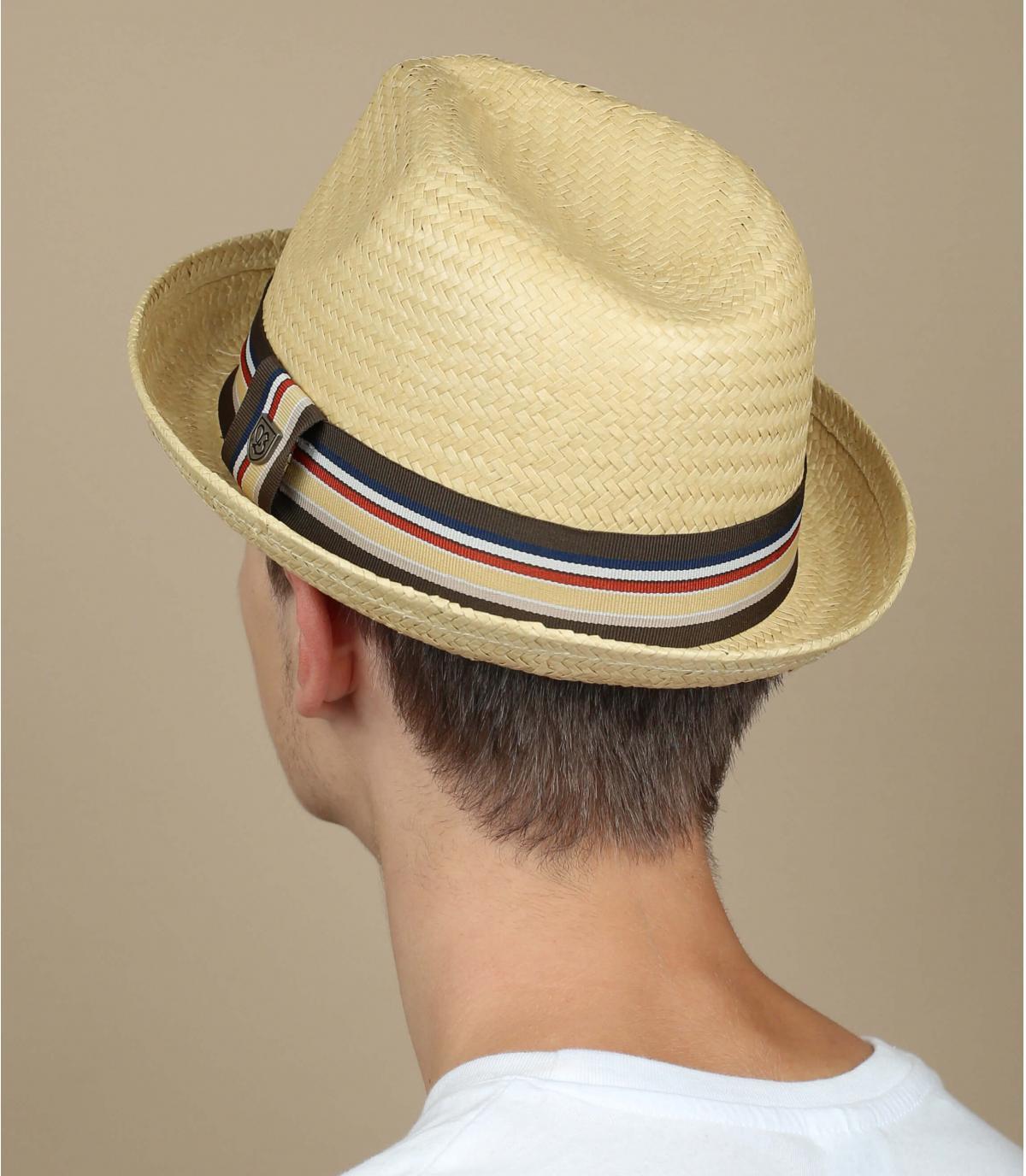 Cappello di paglia uomo