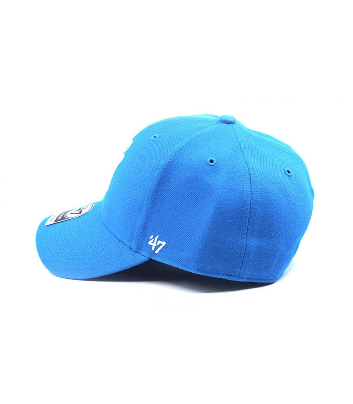 Dettagli MVP NY snapback glacier blue - image 4