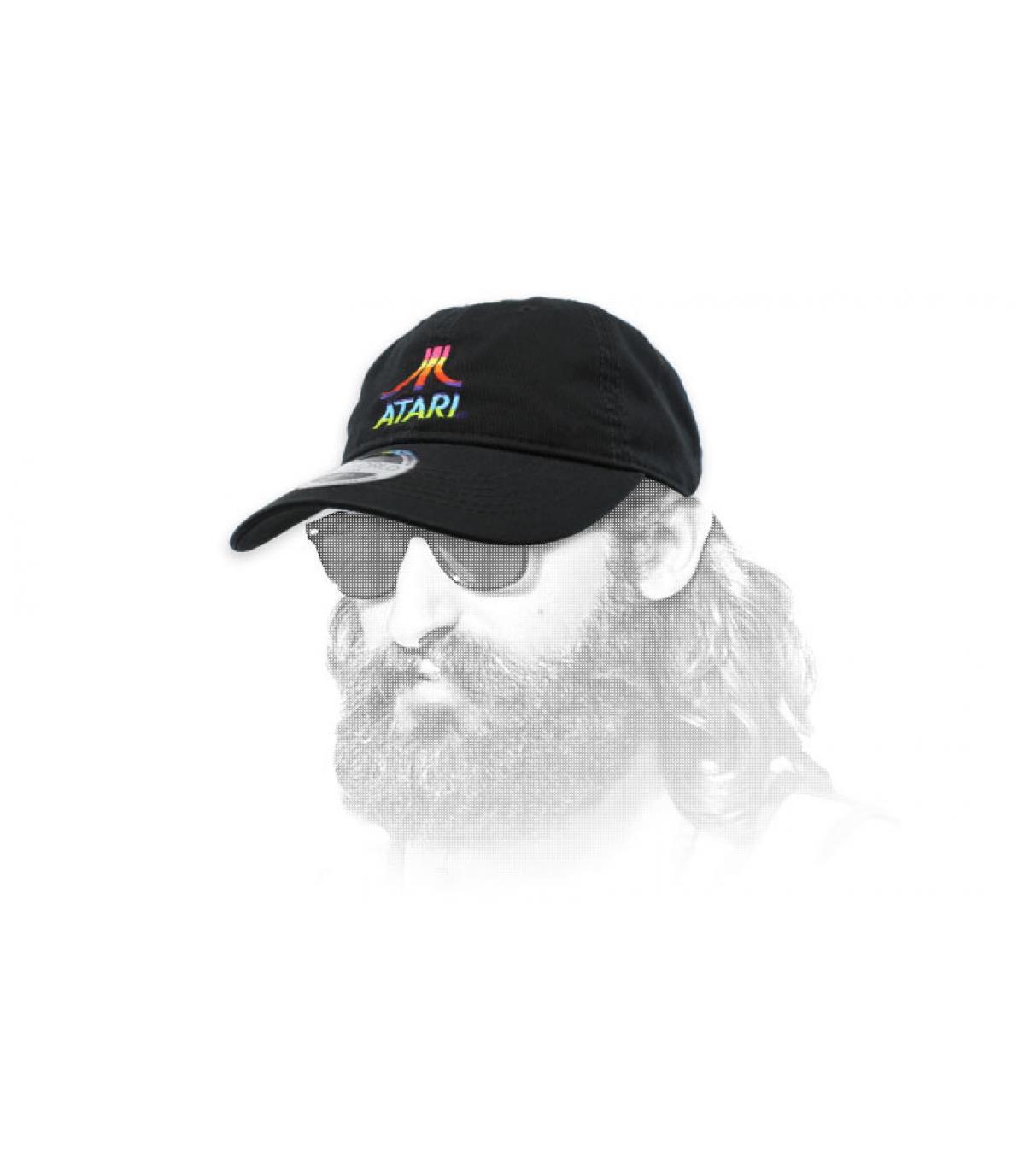 Cappellino logo Atari