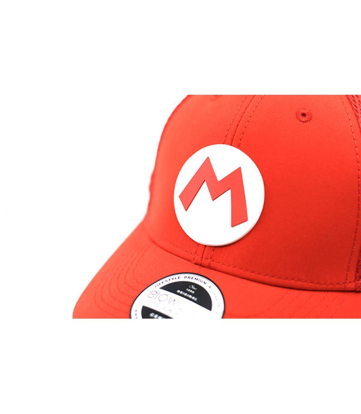Dettagli Trucker Mario kids - image 3
