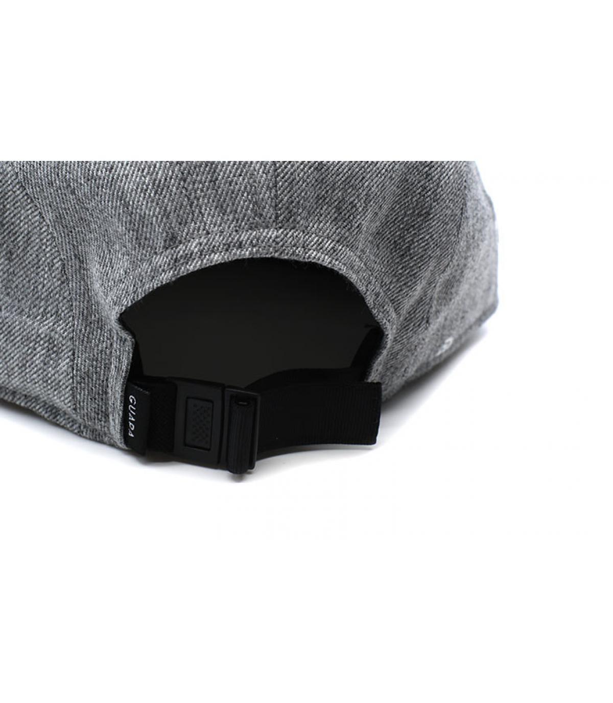 Dettagli Volley 5 Panel heather grey - image 6