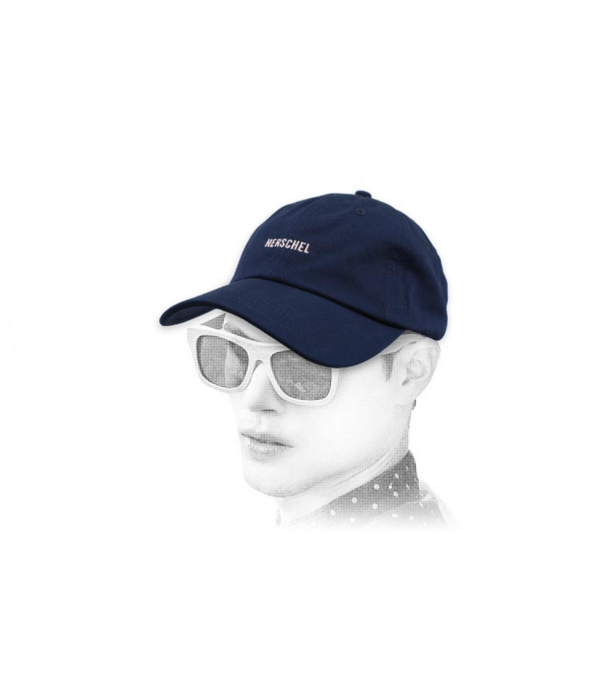 Cappellino della marina di Herschel