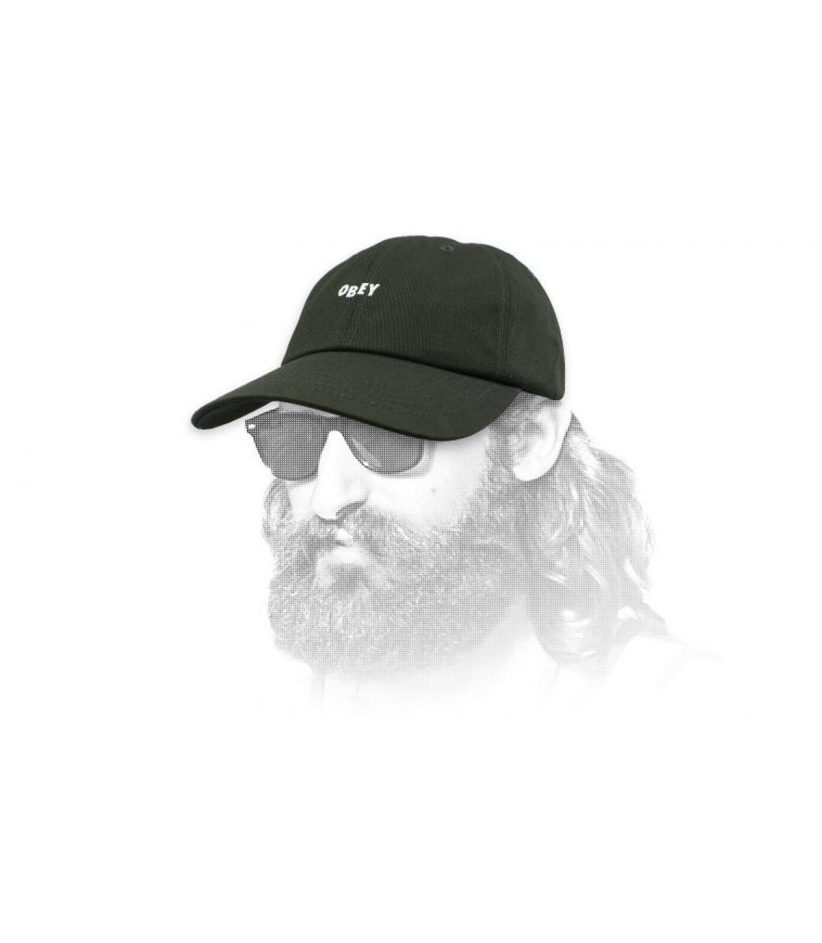 Rispetta il cappello verde