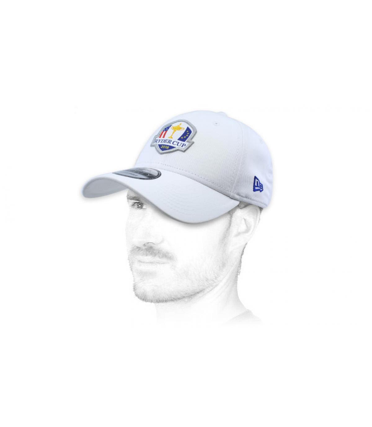berretto da golf Ryder Cup bianco
