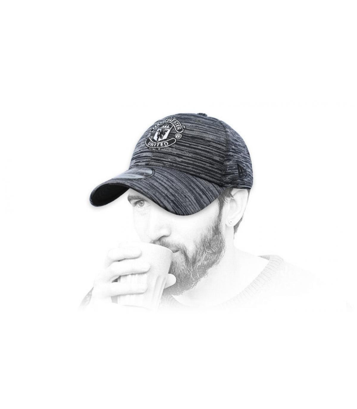 berretto nero di Manchester