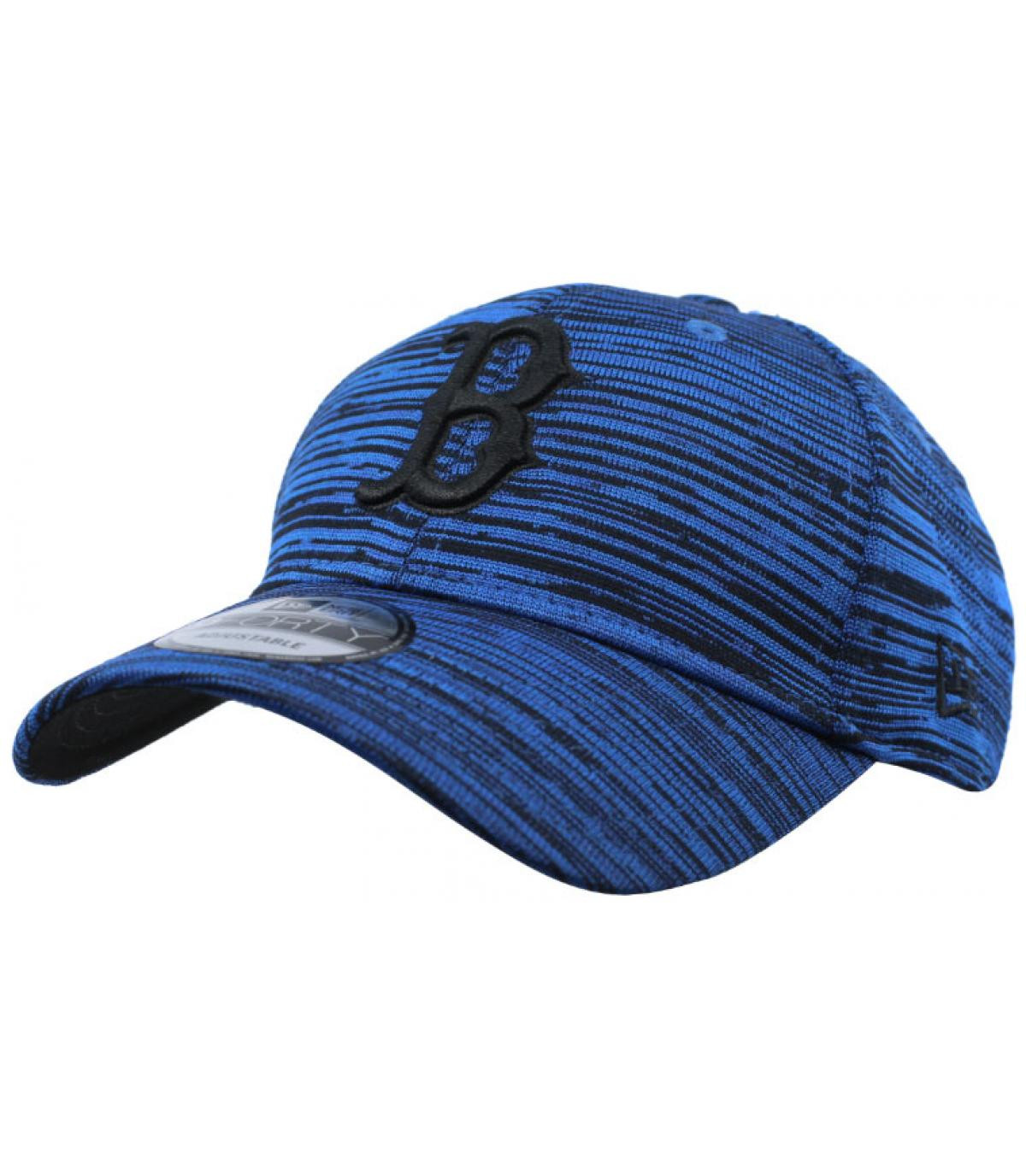 B Cap Engineered blue