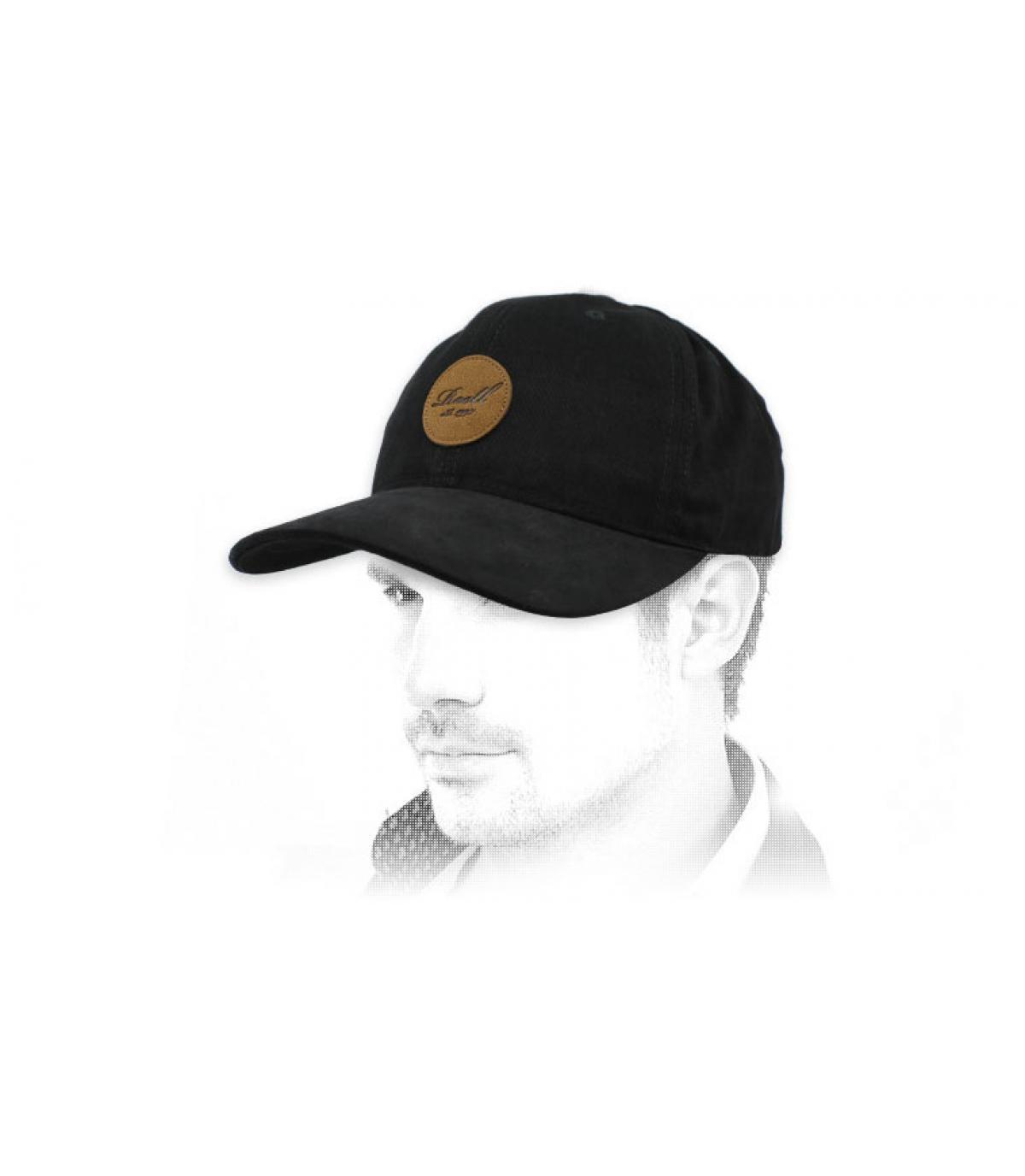 Reell black cap