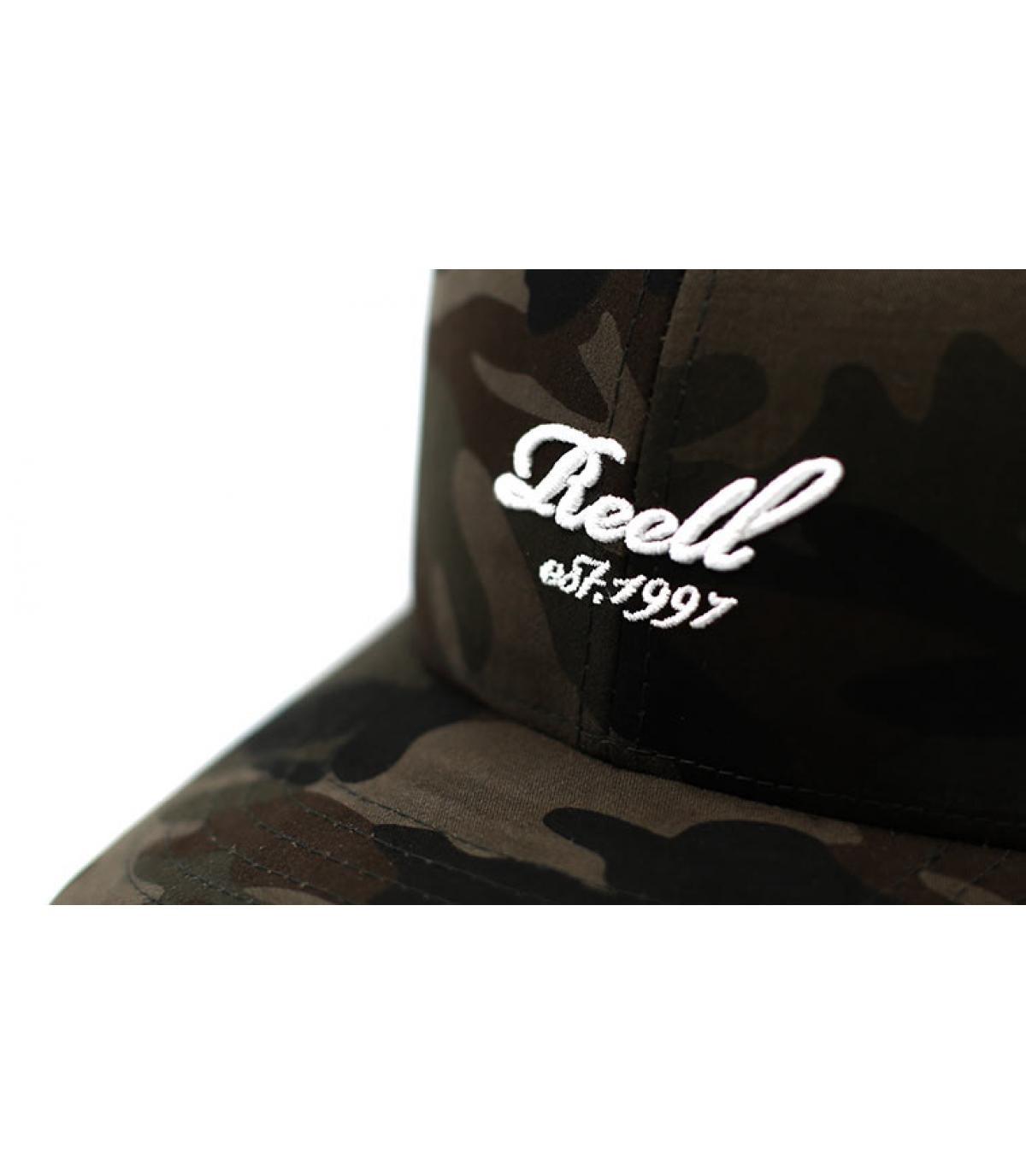 Dettagli Trucker script camouflage - image 3