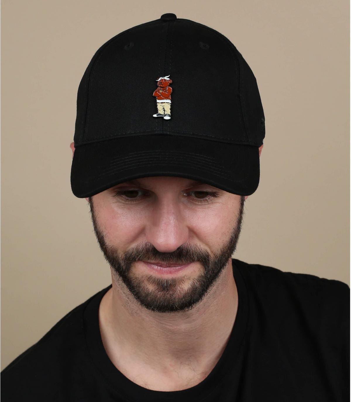 California Love black cap