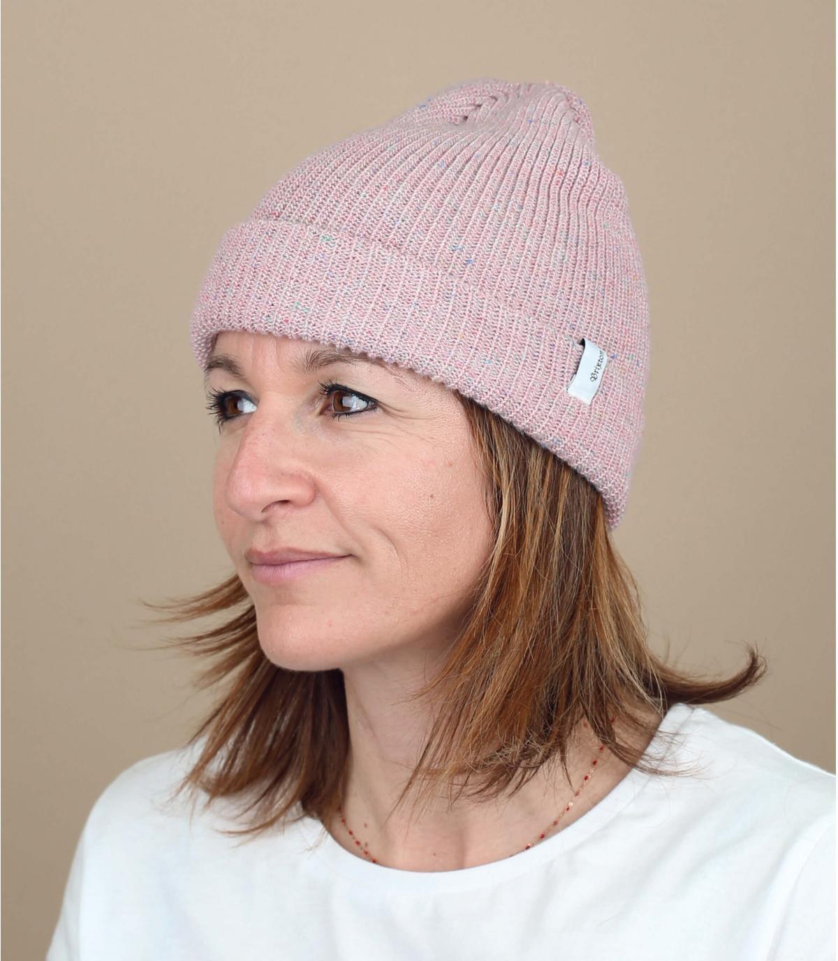 Brixton cappello rosa