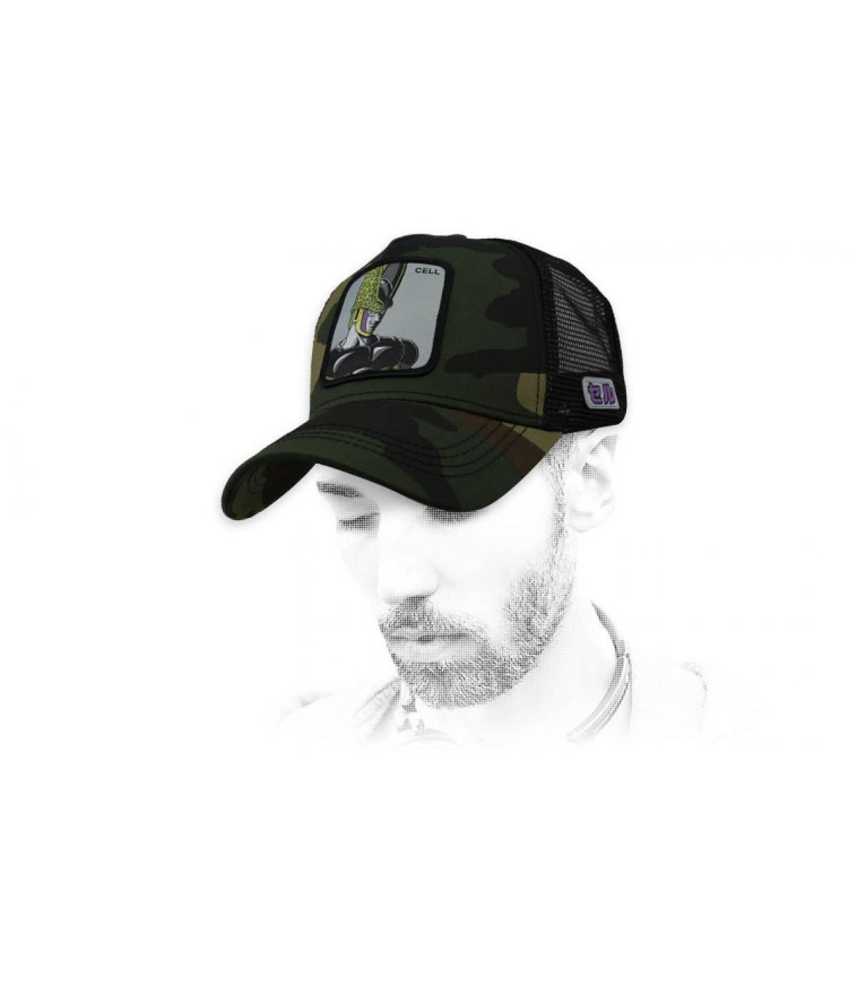 Nero DBZ Cell Cap