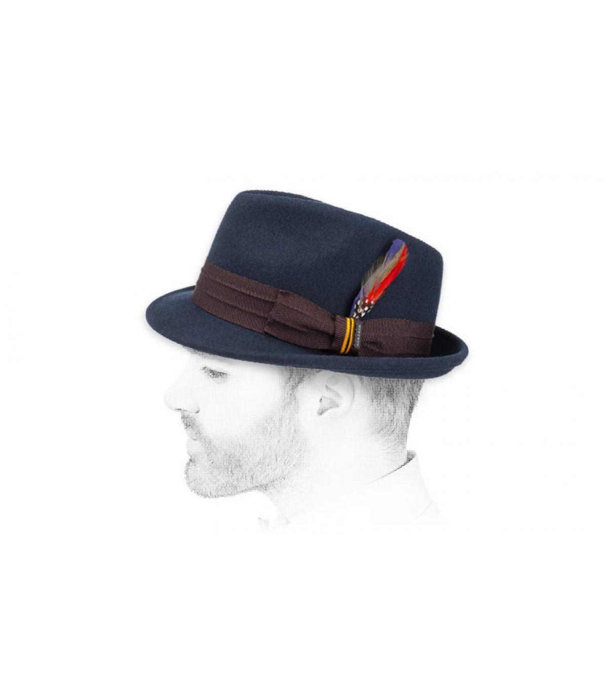 Cappello Uomo - Acquisto   Vendita Cappelli Uomo - Shop online Headict. d6c8a7835d18