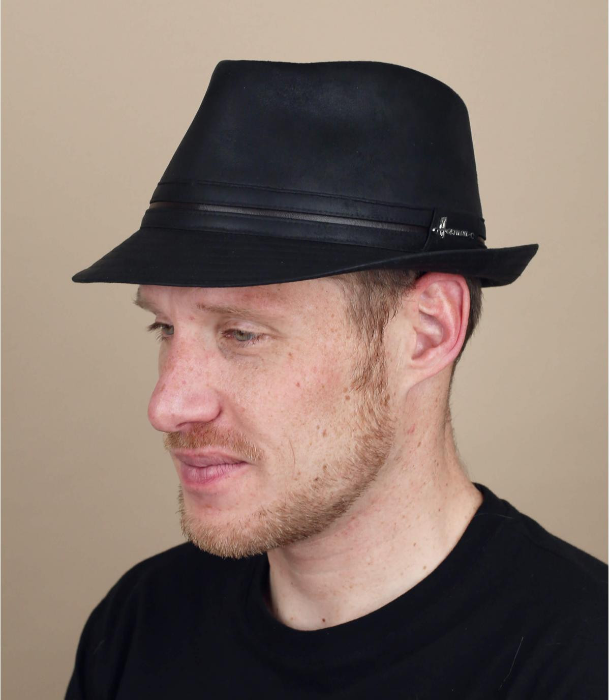 trilby nero Herman