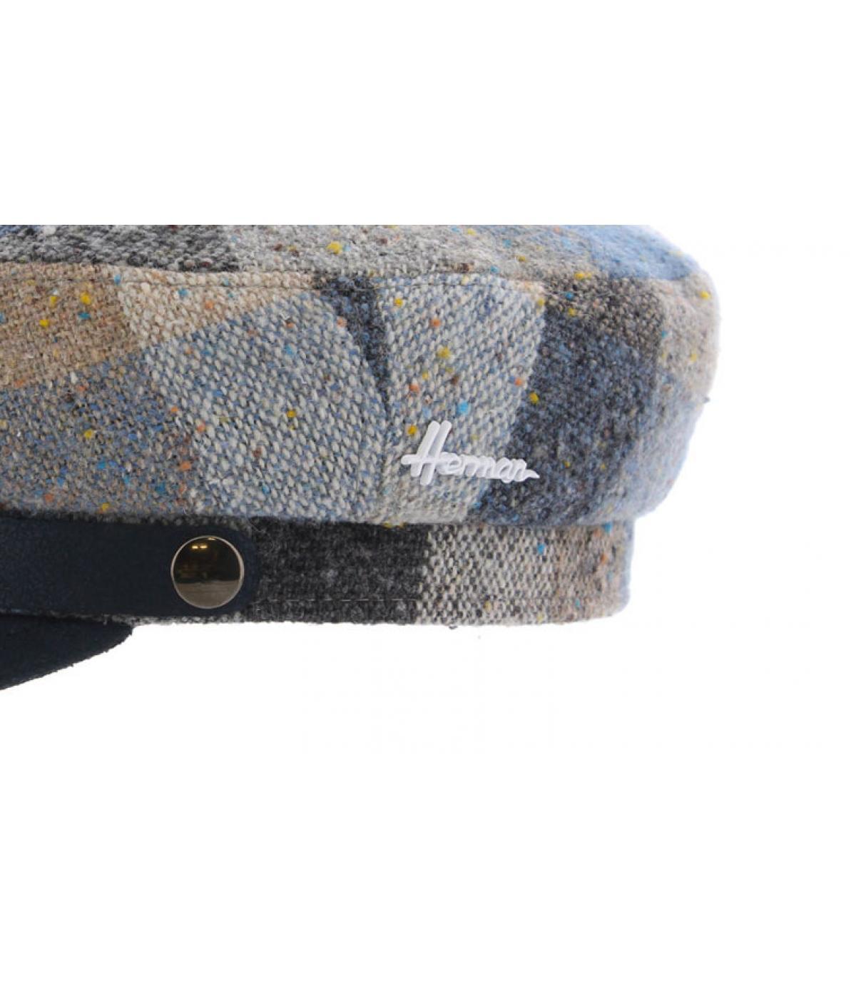 Dettagli Marins Wool blue - image 3