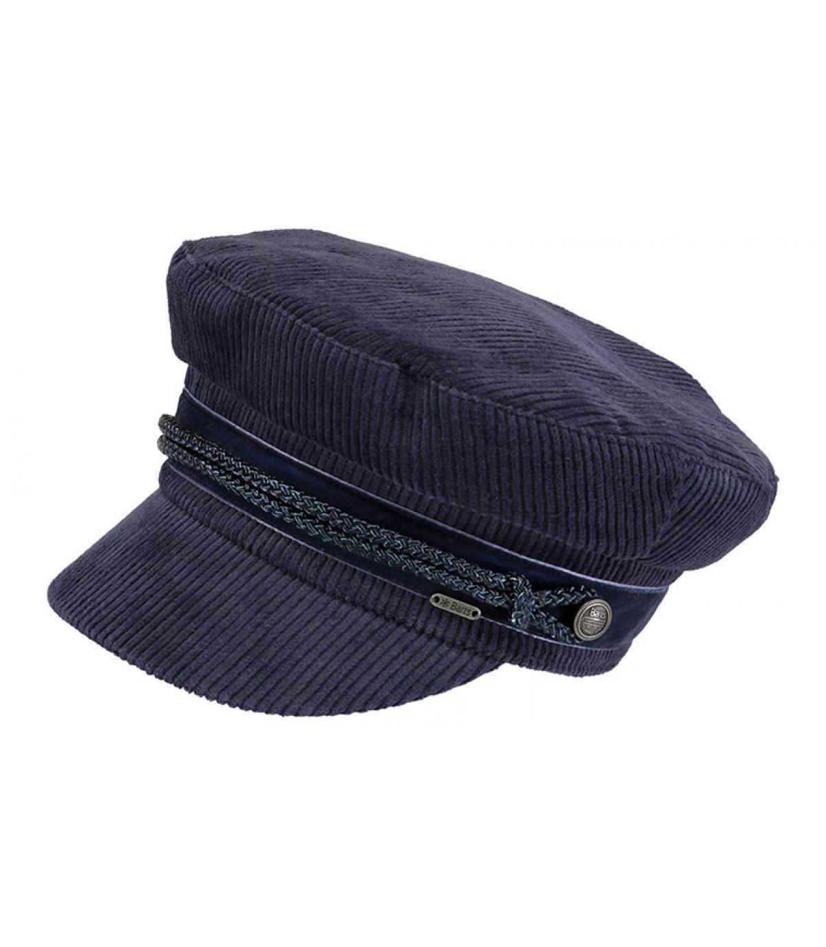 Barts blue sea cap