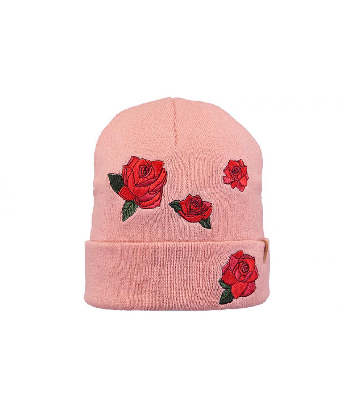 cappello di fiori rosa Barts - Orelis Beanie pink Barts - image 1 ... d252b967e5e8