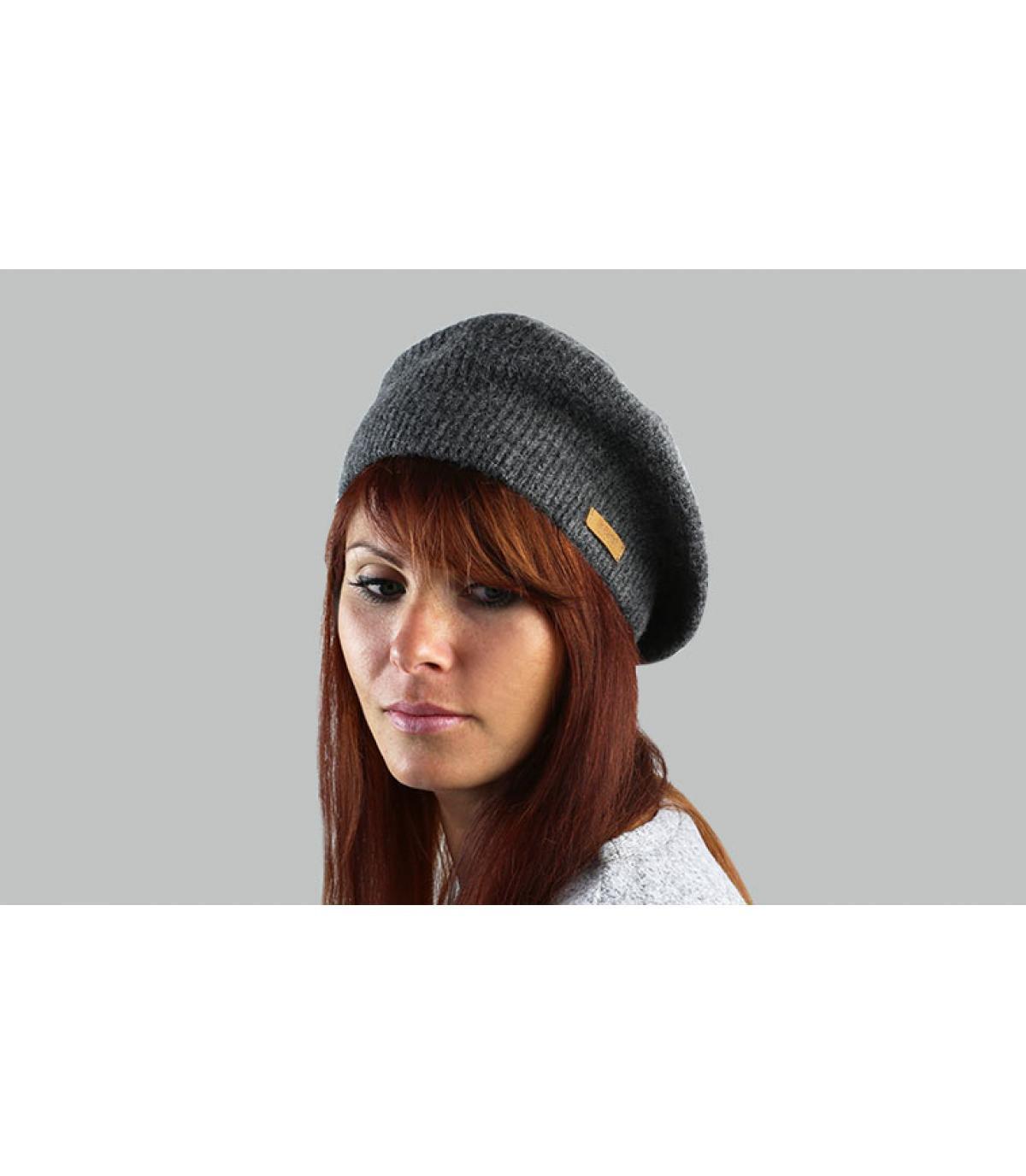 Barts donna berretto grigio