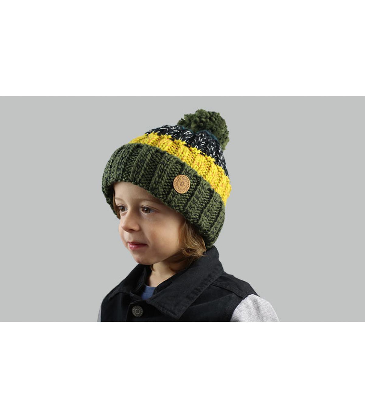cappello da poncho