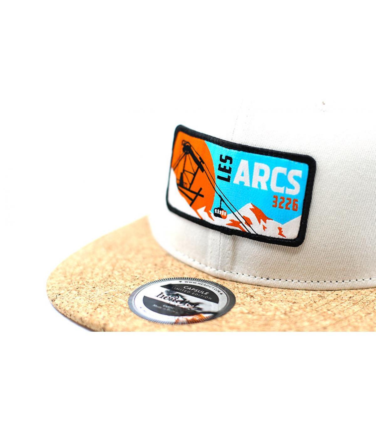 Dettagli Snapback Les Arcs - image 3