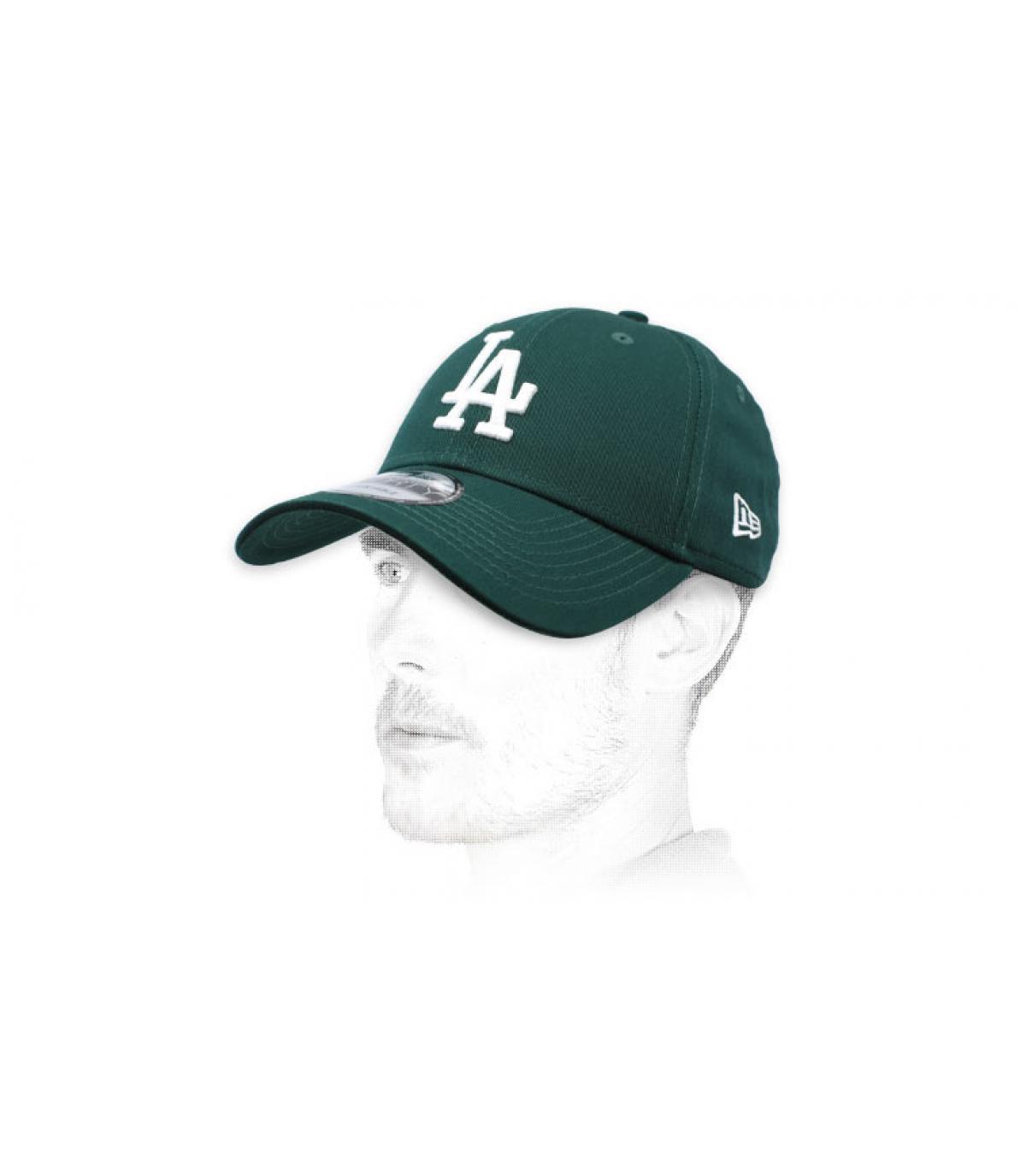 LA cap verde