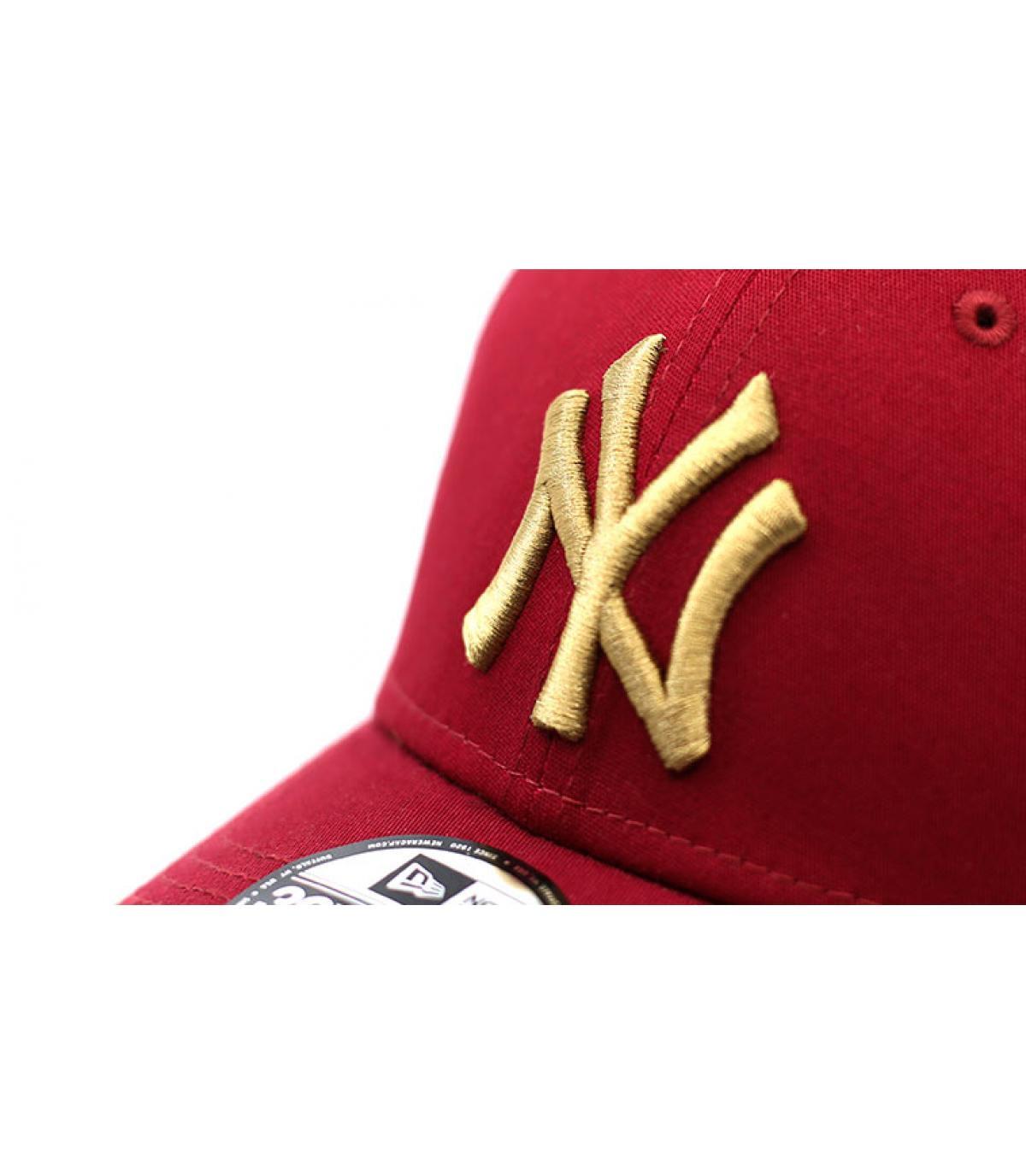 Dettagli League Ess NY 3930 cardinal wheat - image 3