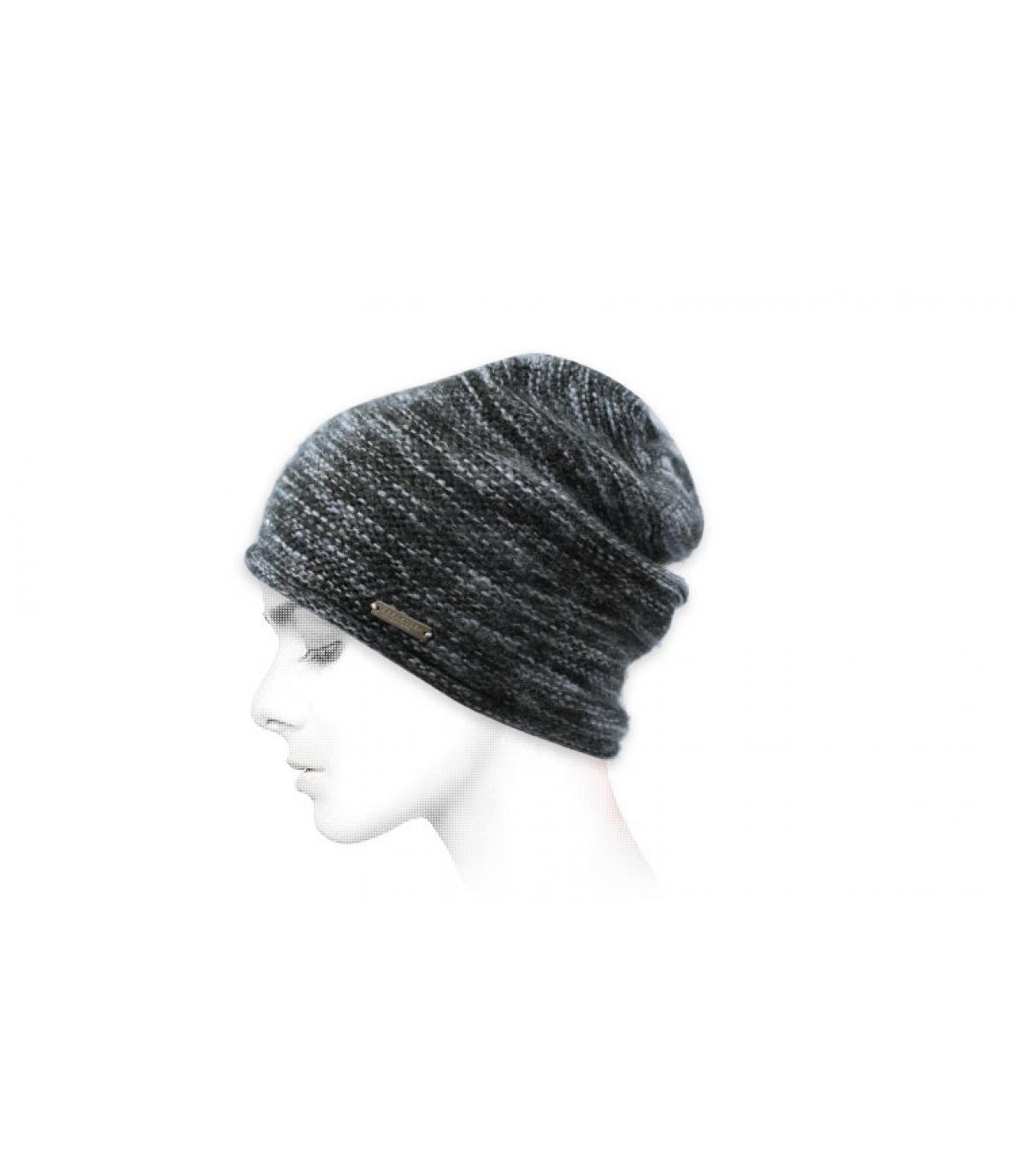 Cappello grigio Seeberger