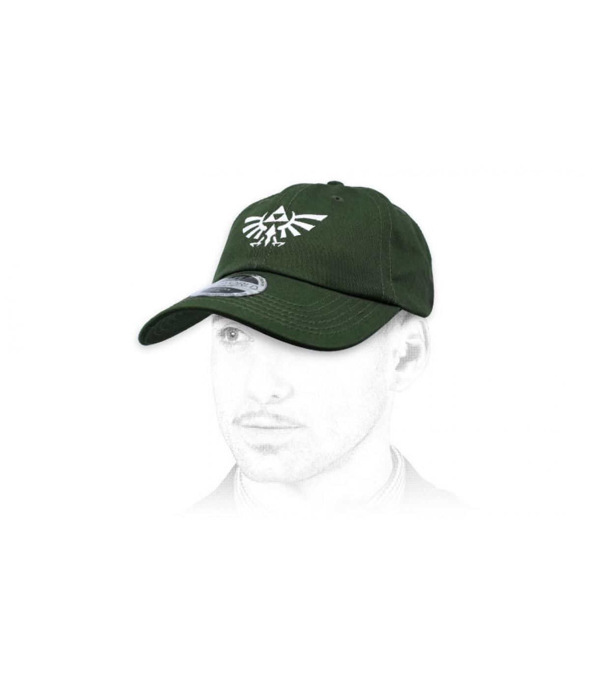 cappello verde Zelda