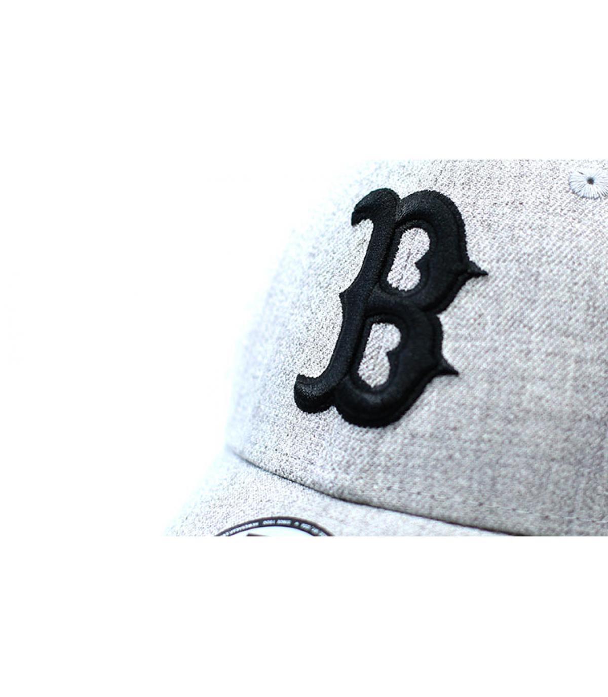 Dettagli Heather Ess Boston 9Forty gray black - image 3