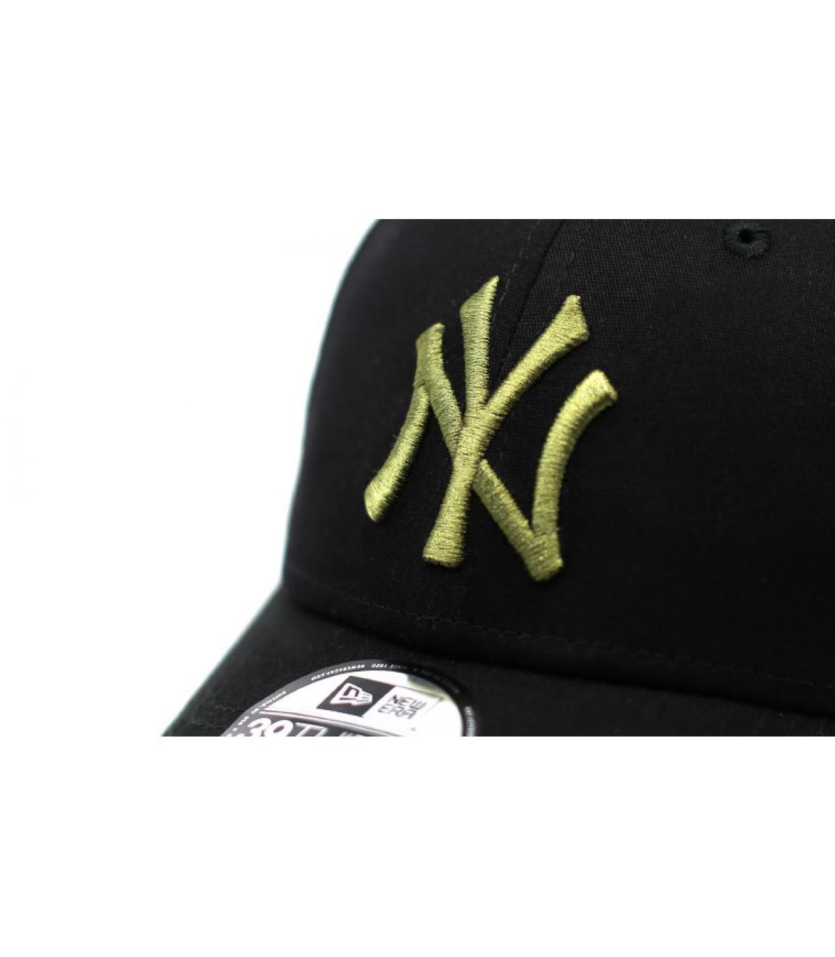Dettagli League Ess NY 39Thirty black olive - image 3
