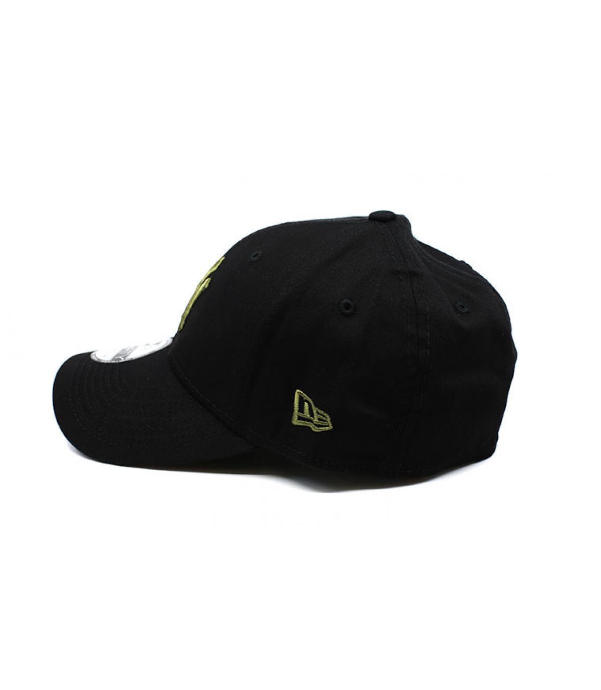 Dettagli League Ess NY 39Thirty black olive - image 4