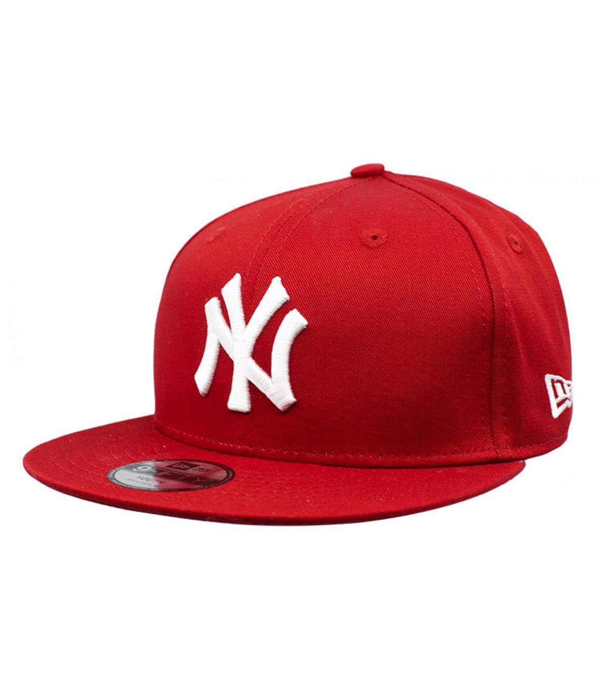 5c8c8fb0 Snapback rosso - Acquisto / Vendita Snapback rossi - Shop online Headict.