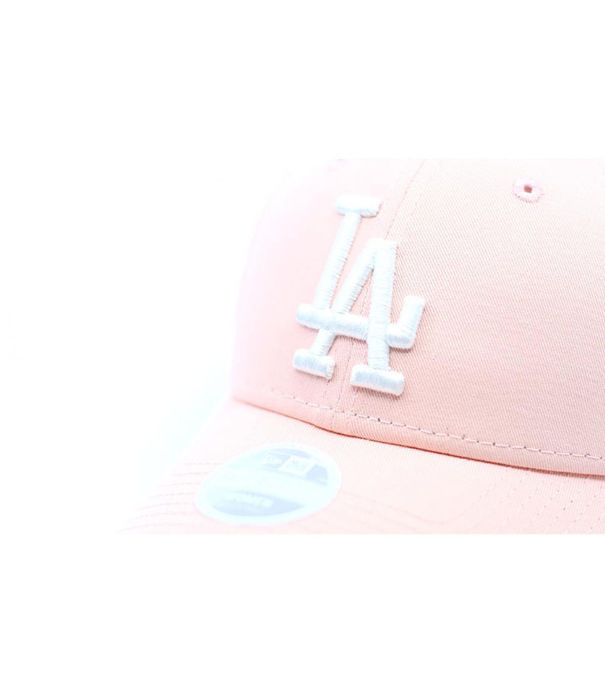 Dettagli Wmns League Ess LA 9Forty pink - image 3