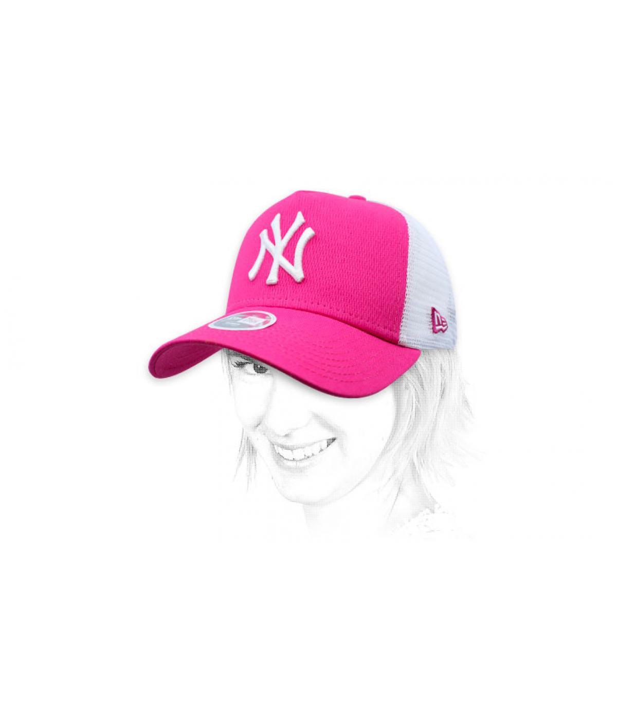 NY trucker donna rosa