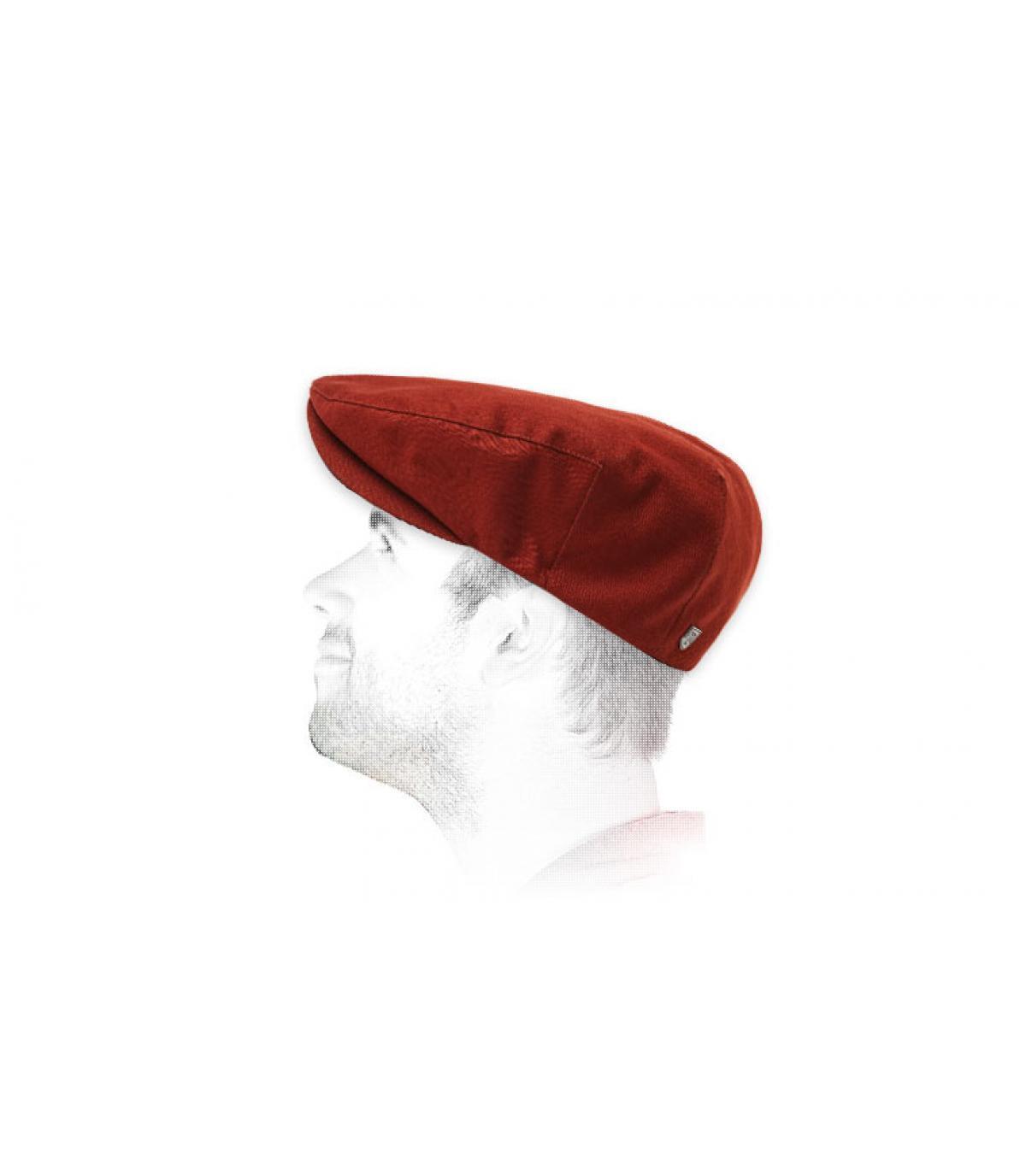 berretto marrone Brixton