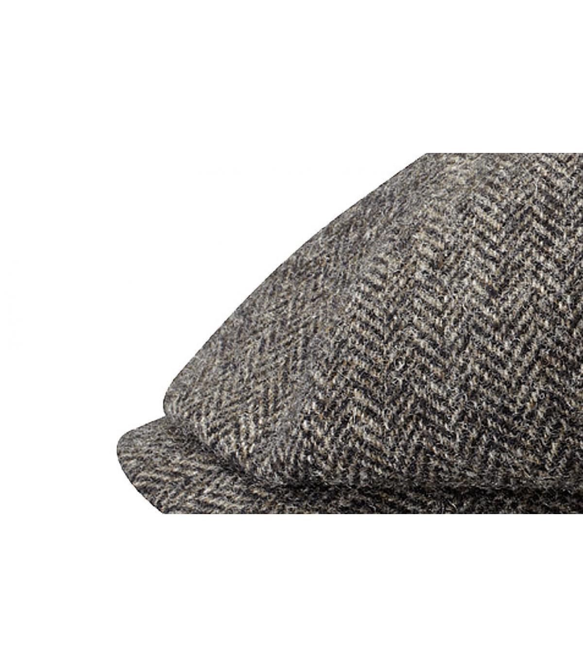 Hatteras woolrich stetson - Hatteras woolrich grigio scuro da ... 90d6fc055153
