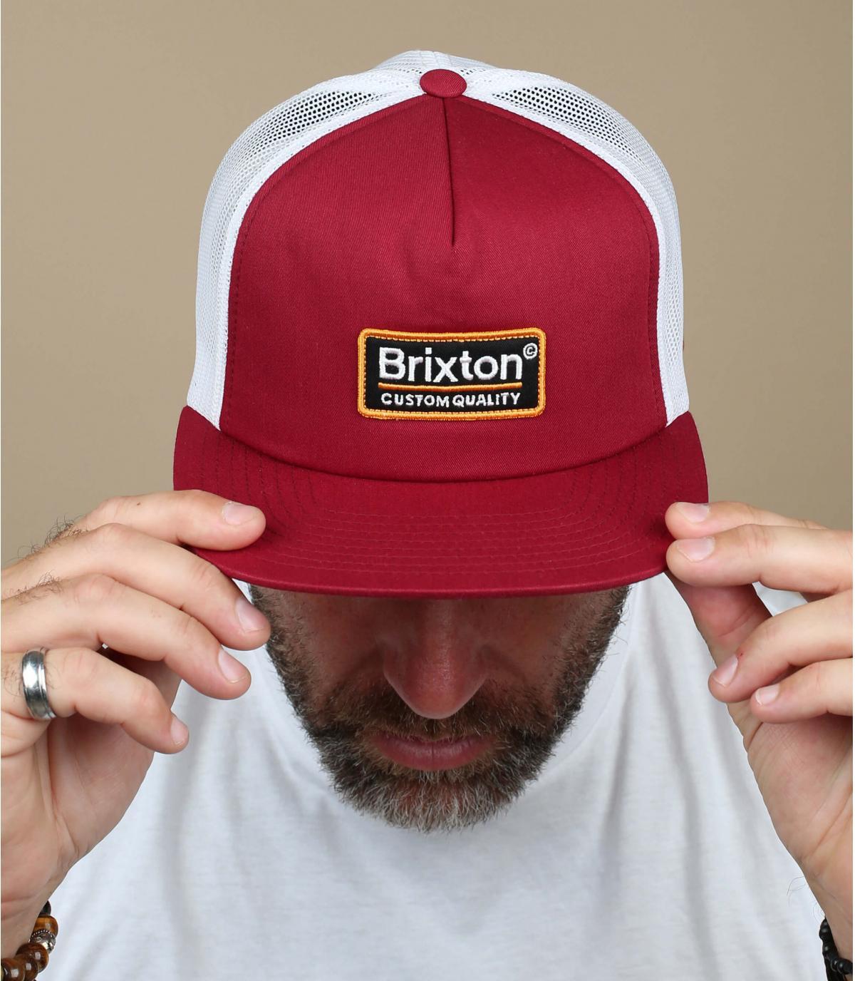 trucker borgogna Brixton