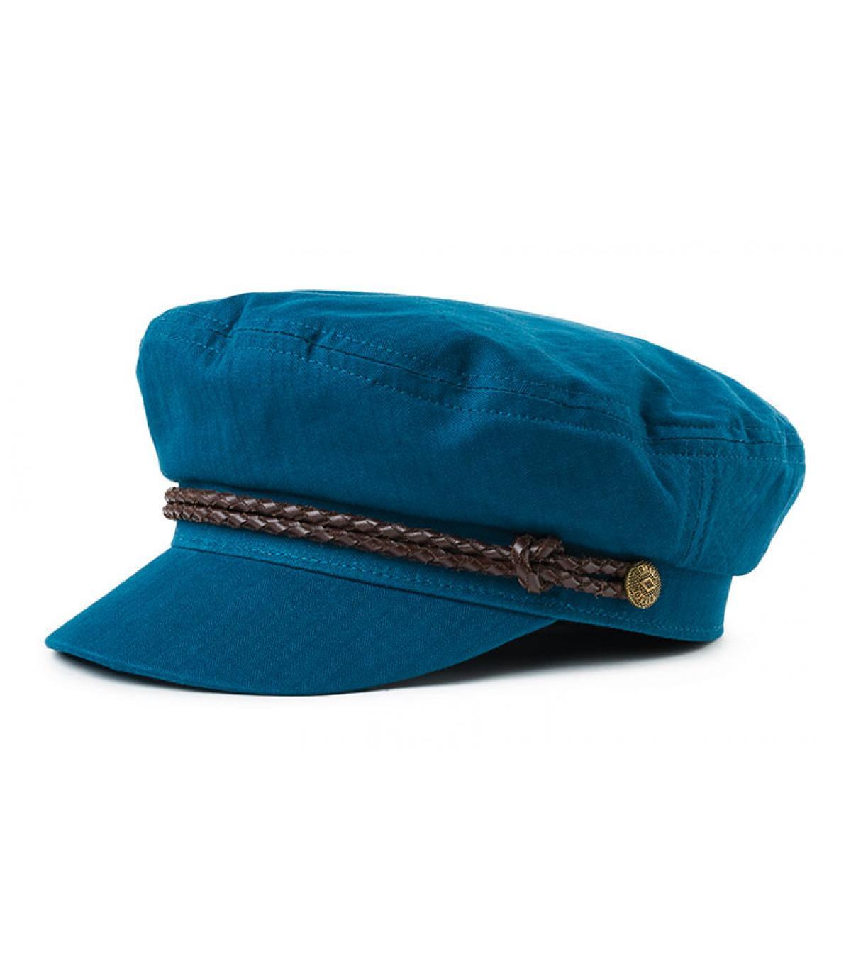 Casquette bleue 24aab179ea0