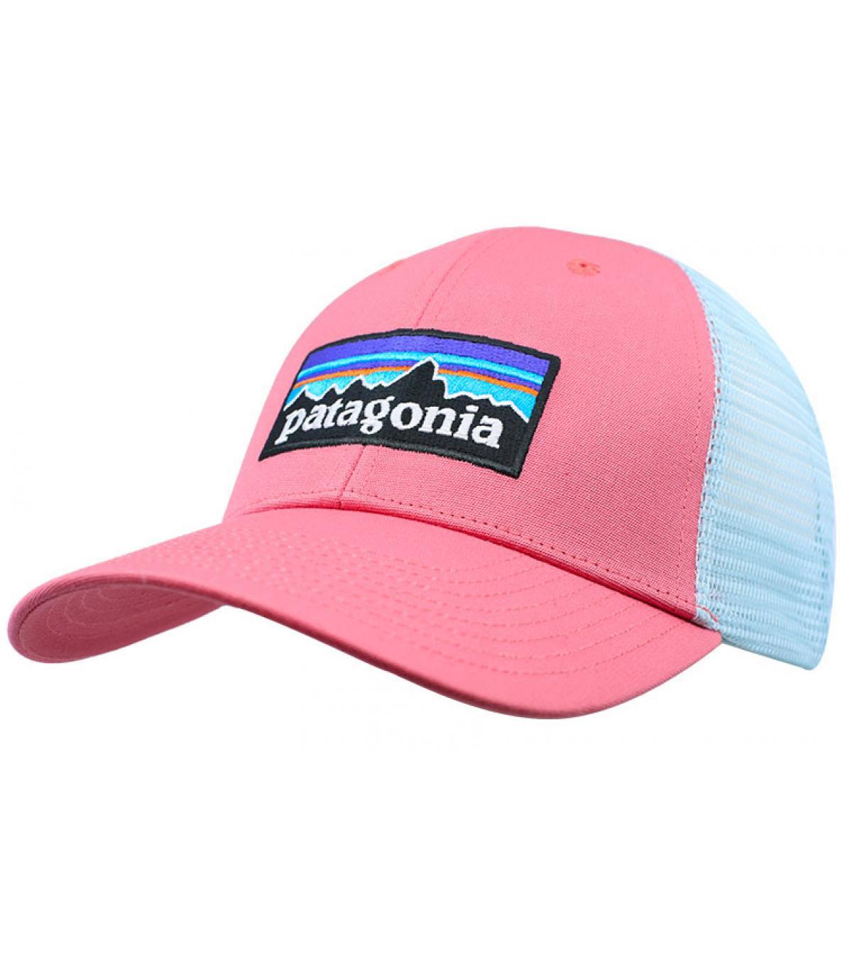 Dettagli P6 Logo Trucker LoPro sticker pink - image 2