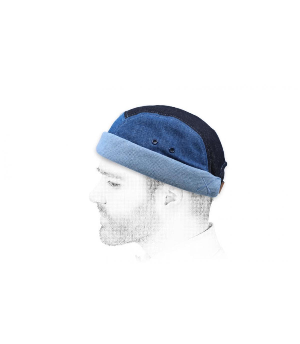 strisce blu miki
