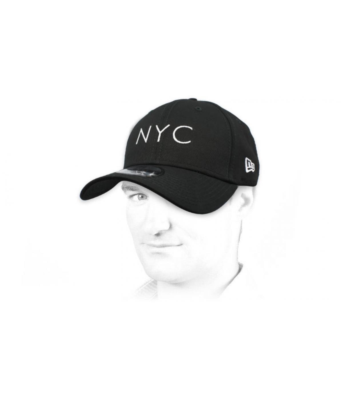 cappuccio nero di New York
