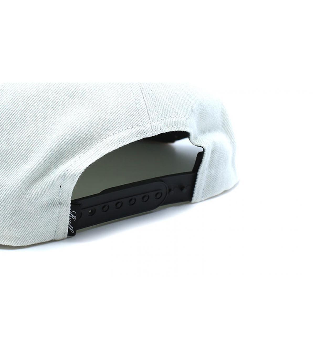 Dettagli Suede Cap bleached denim - image 5