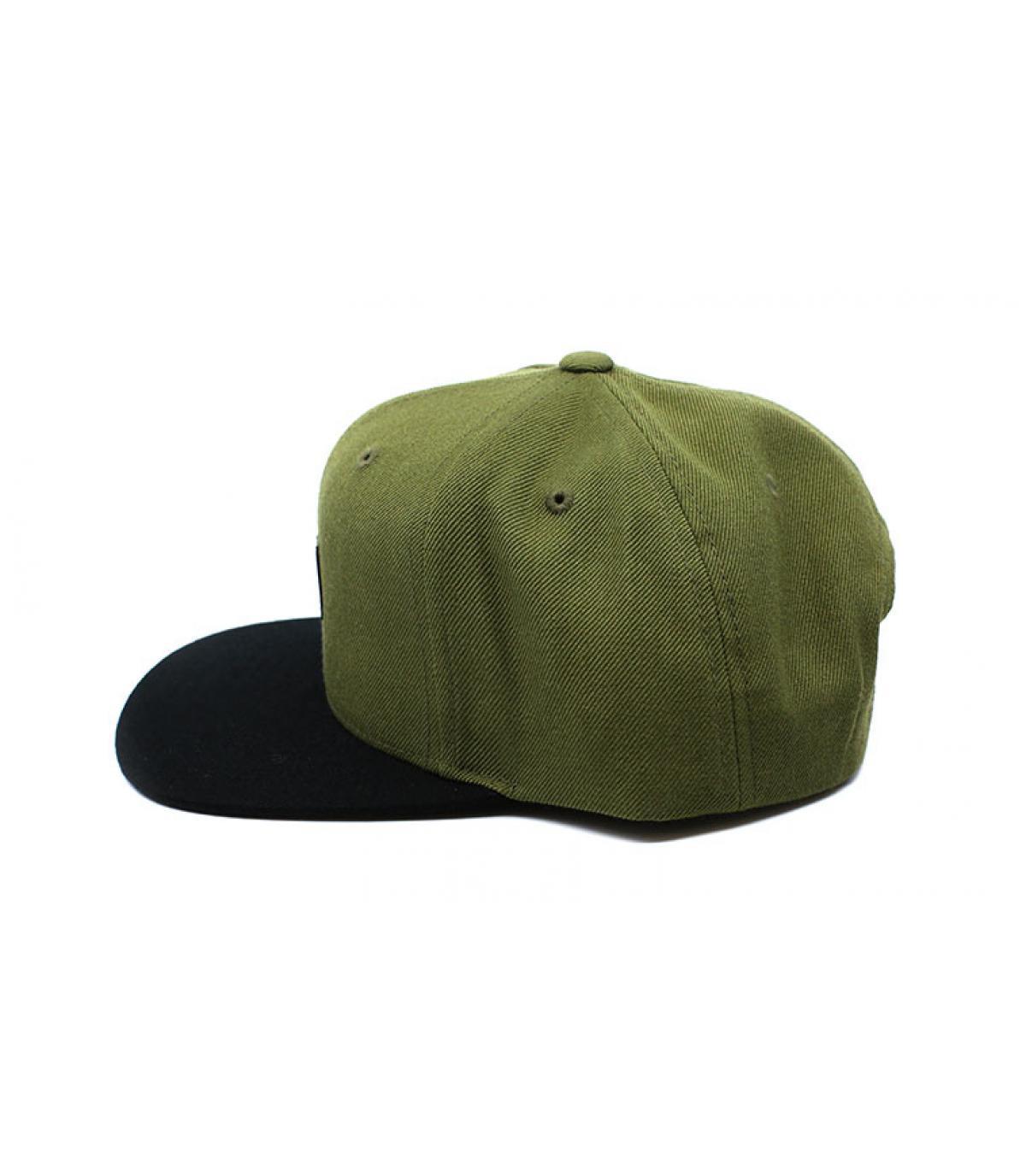 Dettagli Pitchout Cap olive black - image 4