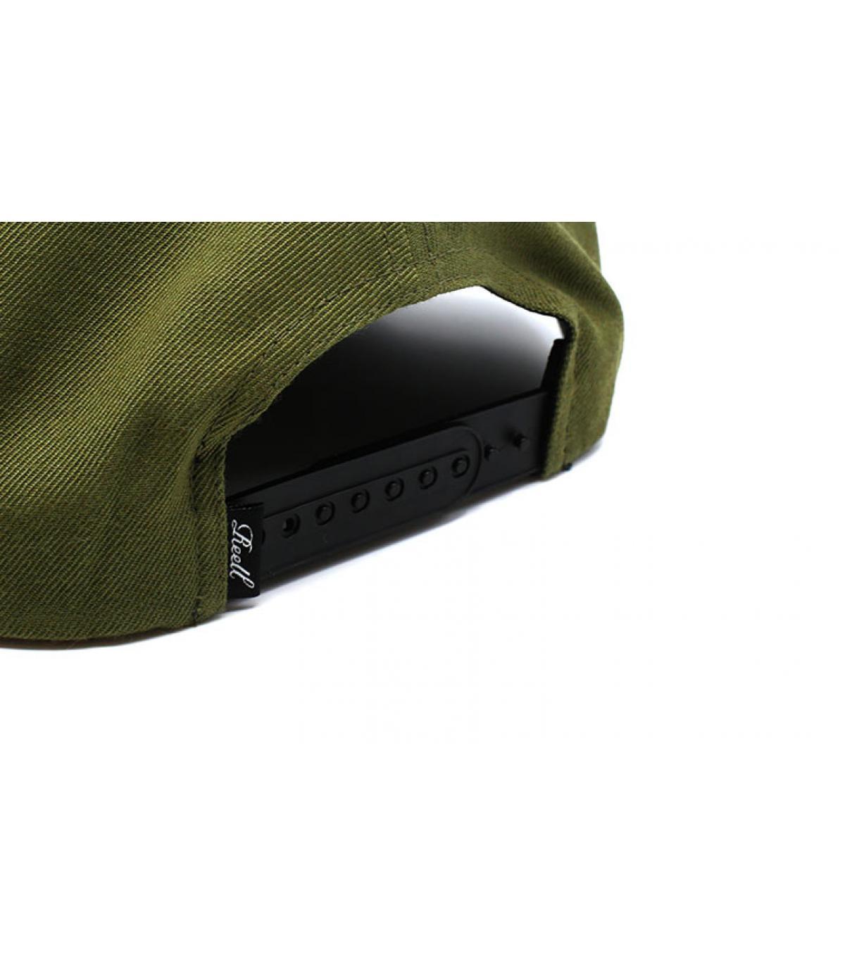 Dettagli Pitchout Cap olive black - image 5