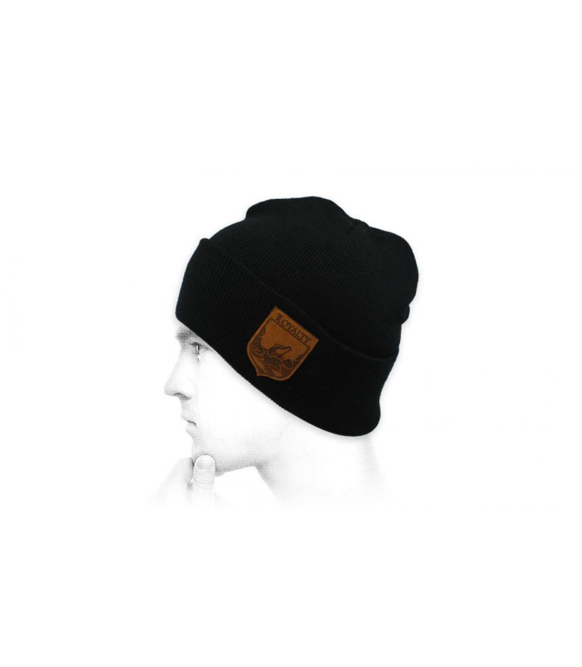 berretto fedeltà nero