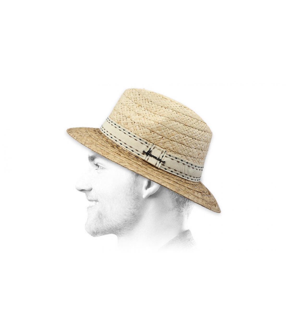 cappello di paglia Herman