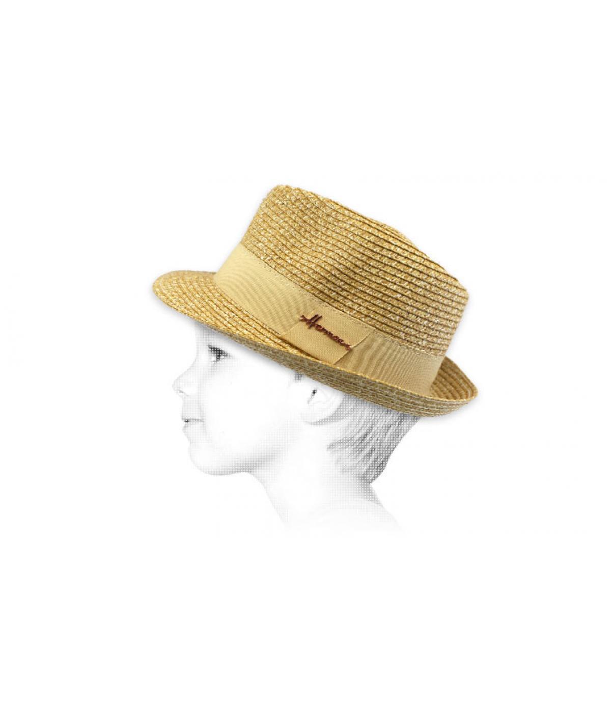 Cappello di paglia bambino