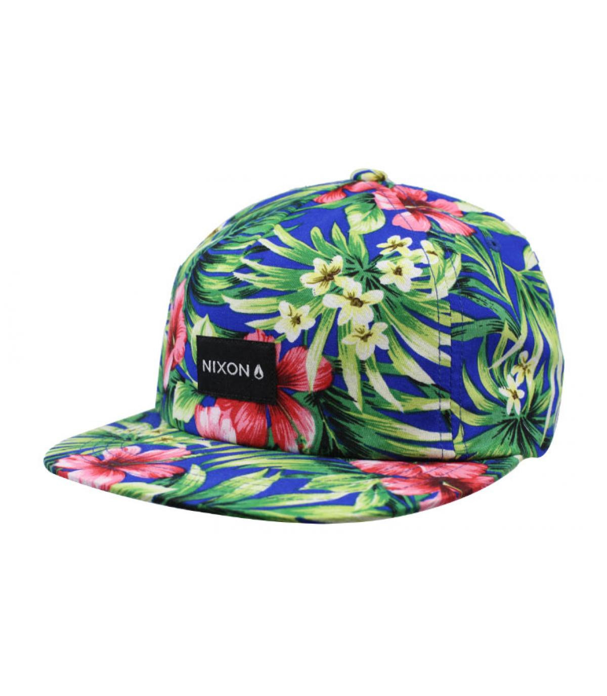 berretto di fiori Nixon