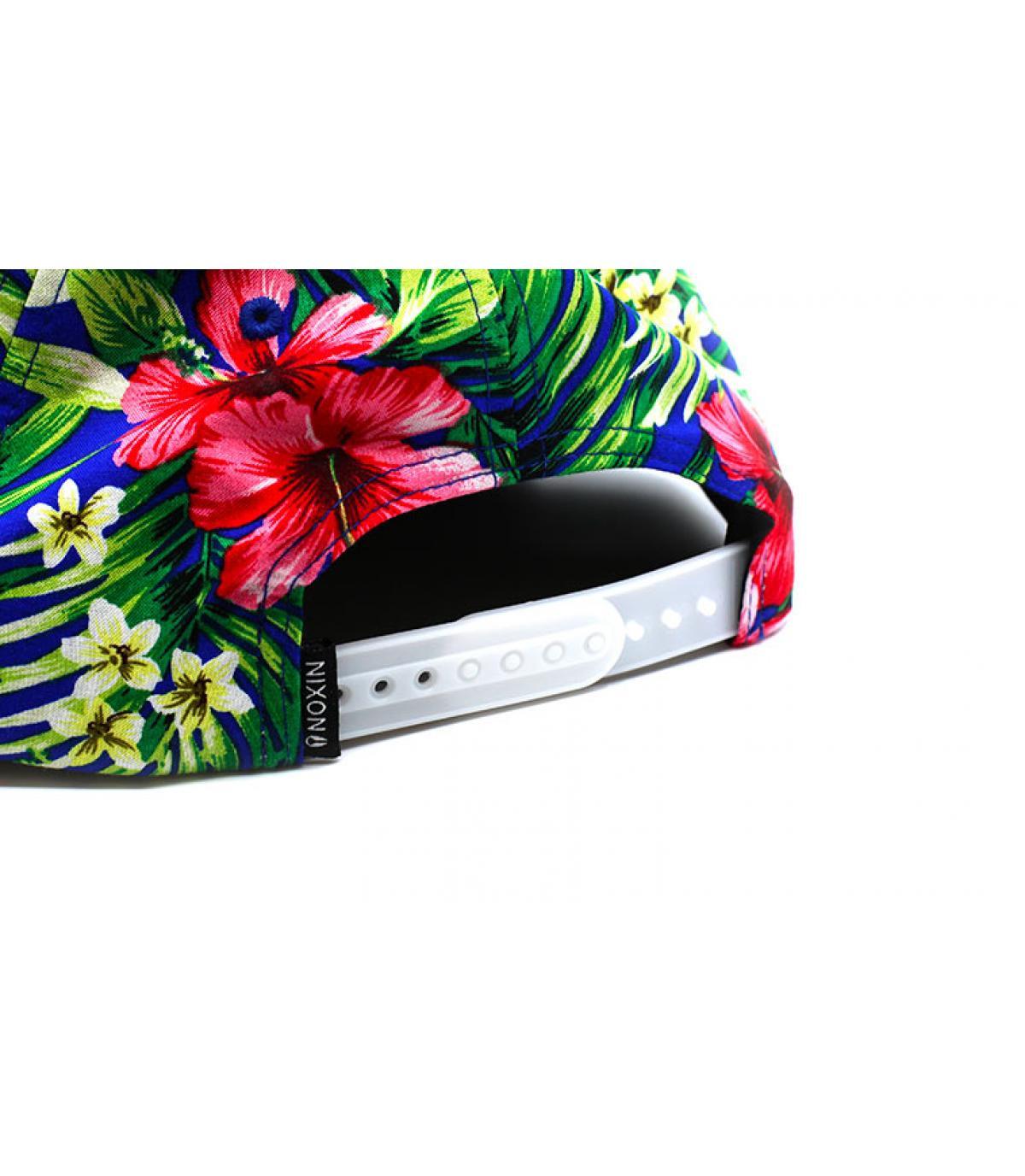 Dettagli Tropics Snapback Paradise white - image 5