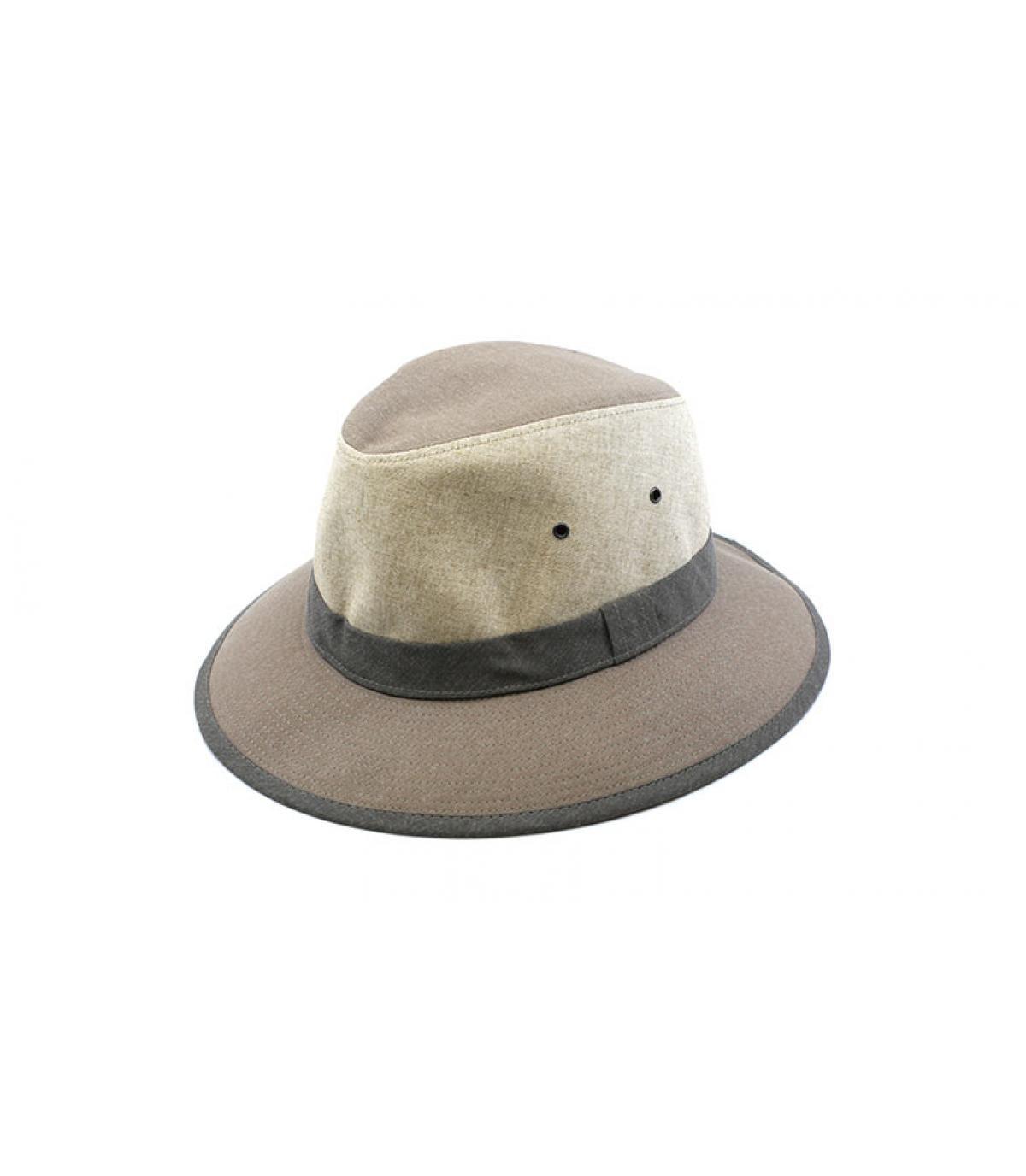 cappello beige