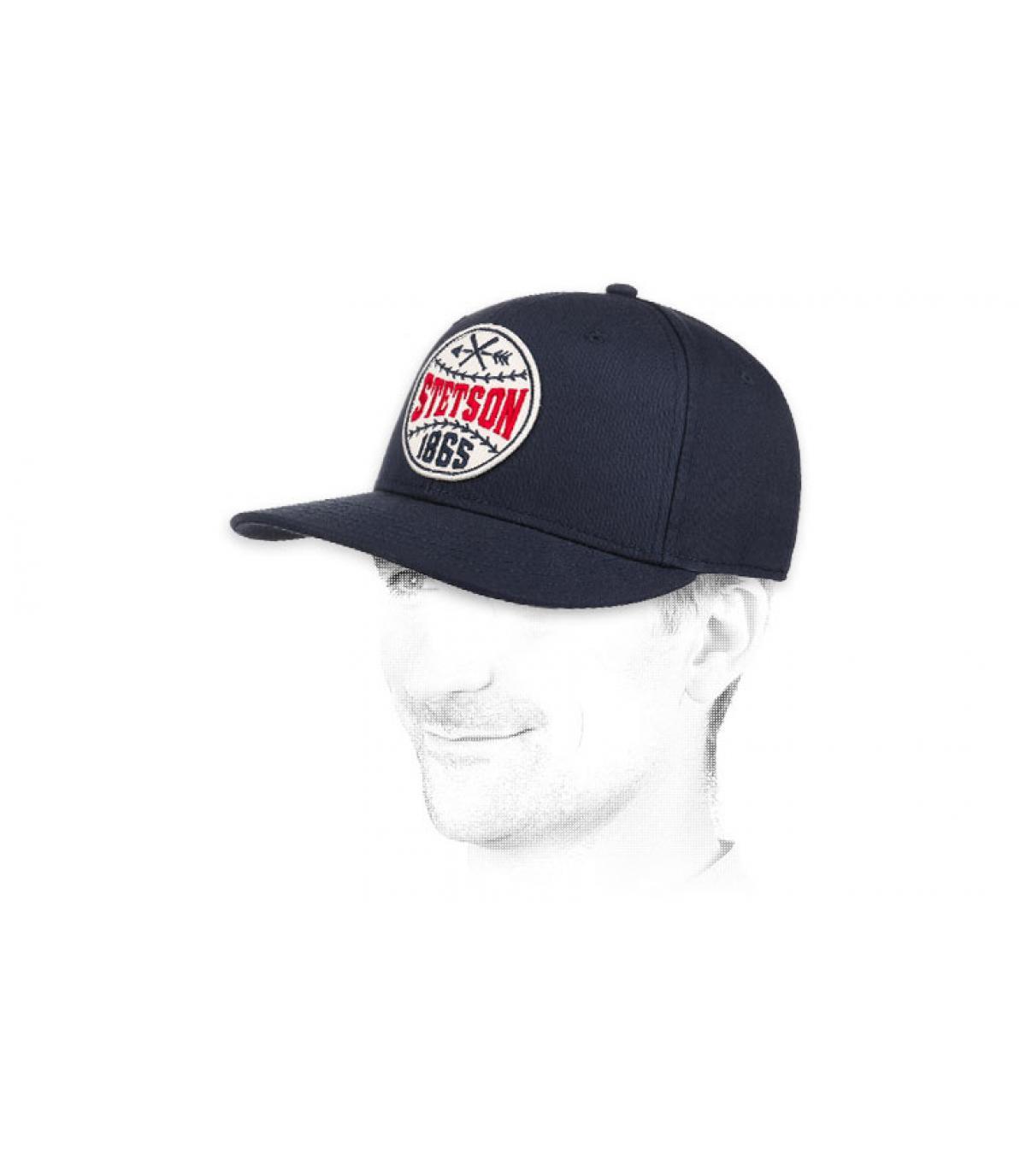 berretto da baseball Stetson